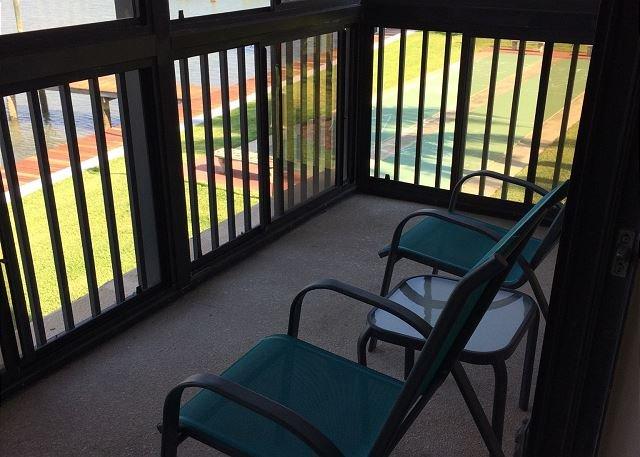 Bay Mariner Condominium 201, vacation rental in Indian Shores