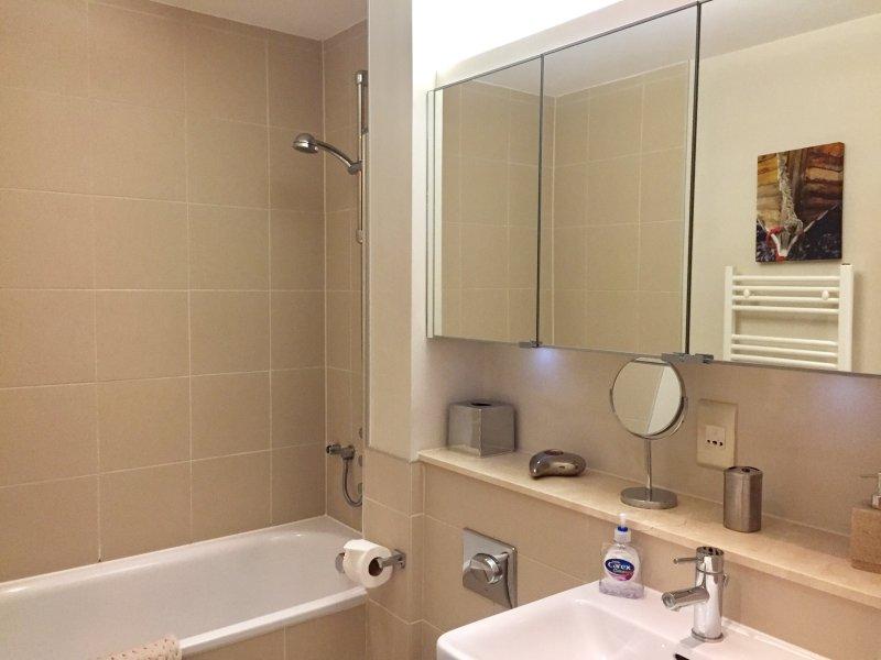 Master Bedroom Ensuite with shower