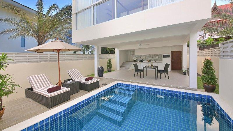 Villas Koh Samui Honeymoon Vacation
