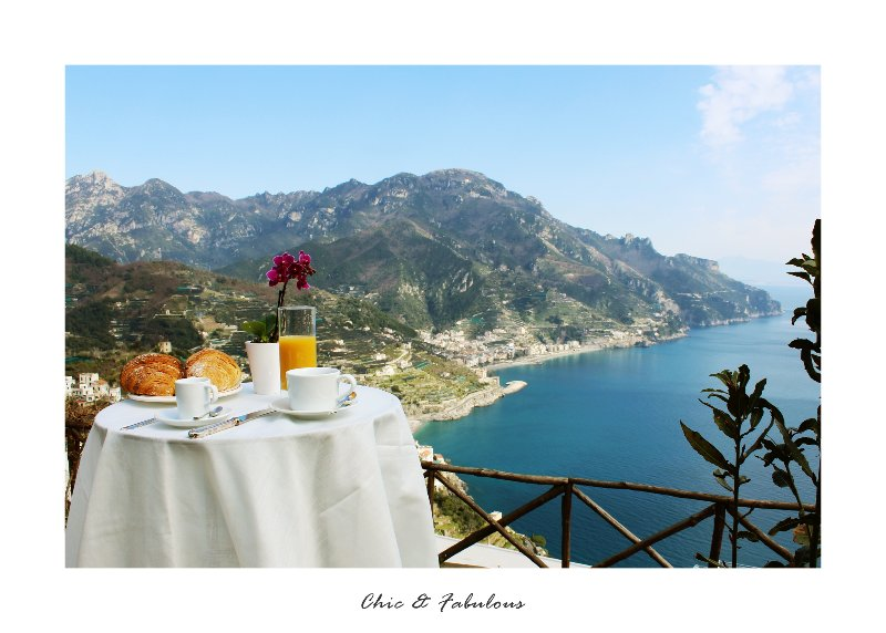 Welcome on the Amalfi Coast