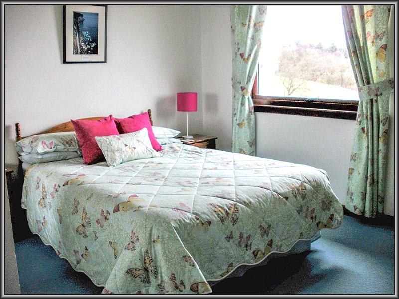 Loch Nevis Doppelzimmer.