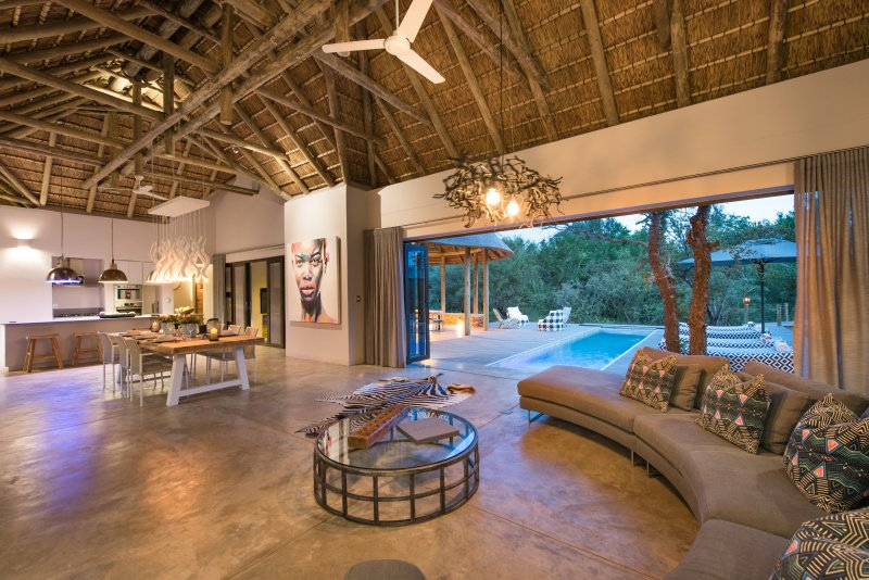 Villa Kudu | Luxury Private Villa close to the Kruger National Park, holiday rental in Hoedspruit