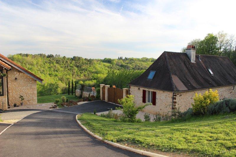 La Petite Vallée, vacation rental in Saint-Geyrac