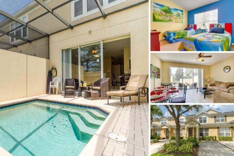 Casa Mickey, Windsor Hills Townhome, holiday rental in Walt Disney World