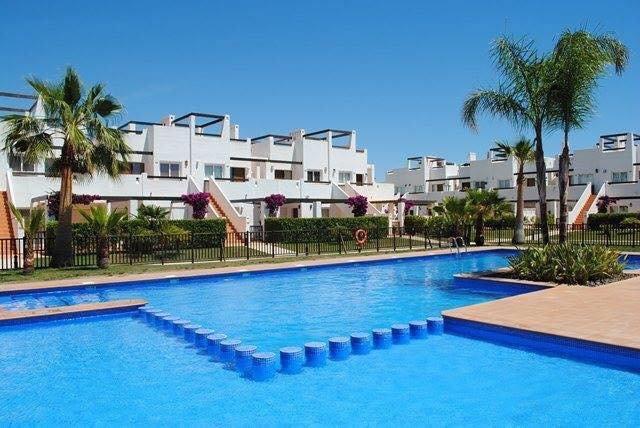 Apartment N440 Condado de Alhama, holiday rental in Alhama de Murcia