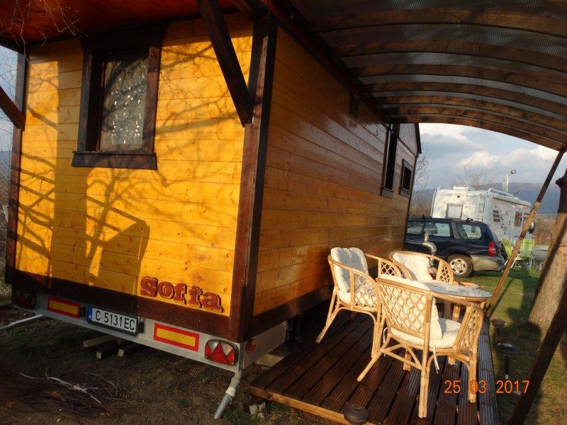 Аеро Tiny house, alquiler vacacional en Lozenets