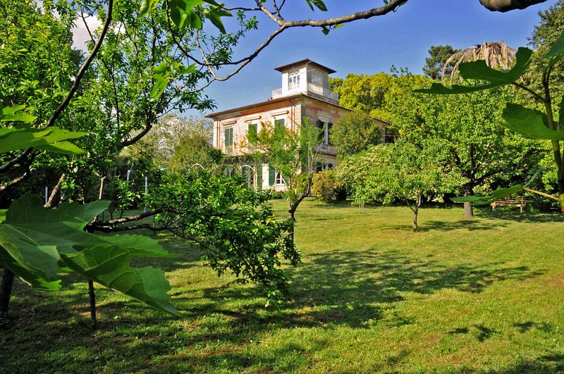 VILLA CARLOTTA with Large Park, Free WiFi, BBQ, near to Beaches and 5 Terre, vacation rental in Giucano