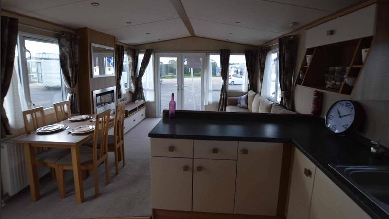 Willow Walk Static Caravan, vacation rental in Birchington