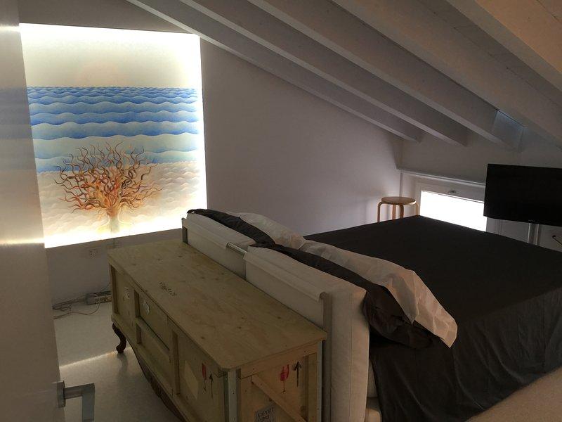 B&B 'Ledueporte' Camera 'Erinni', casa vacanza a San Benedetto Po