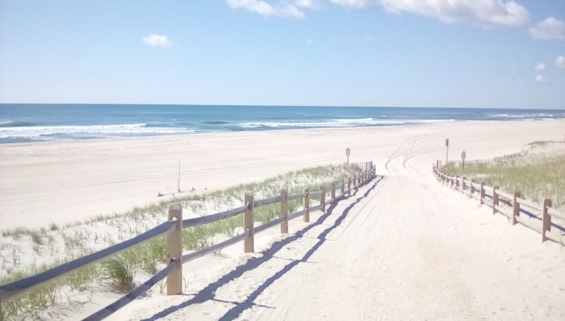11th St entrada de playa