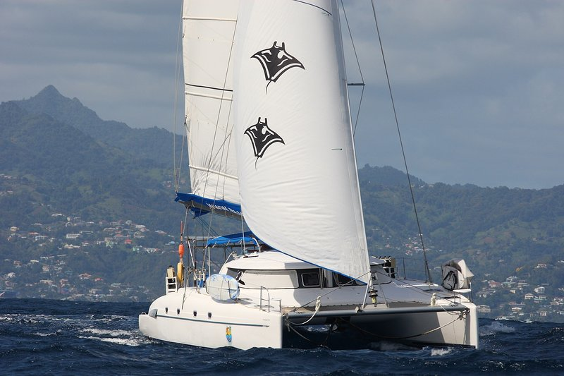Sailing Catamaran, Grenada and Carriacou, casa vacanza a St. George's