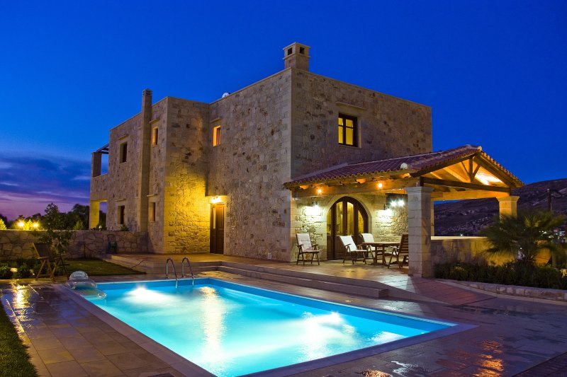 Adam Villas | Villa Aigli -  5 min from Falassarna beach, vacation rental in Kavousi