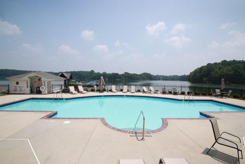 piscina comunitaria