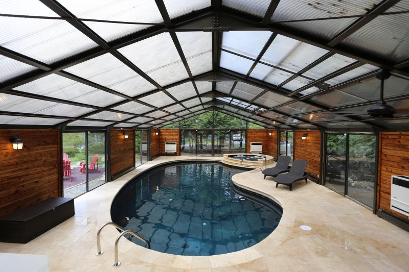 Yes Your Own Private Heated Indoor Swimming Pool Updated