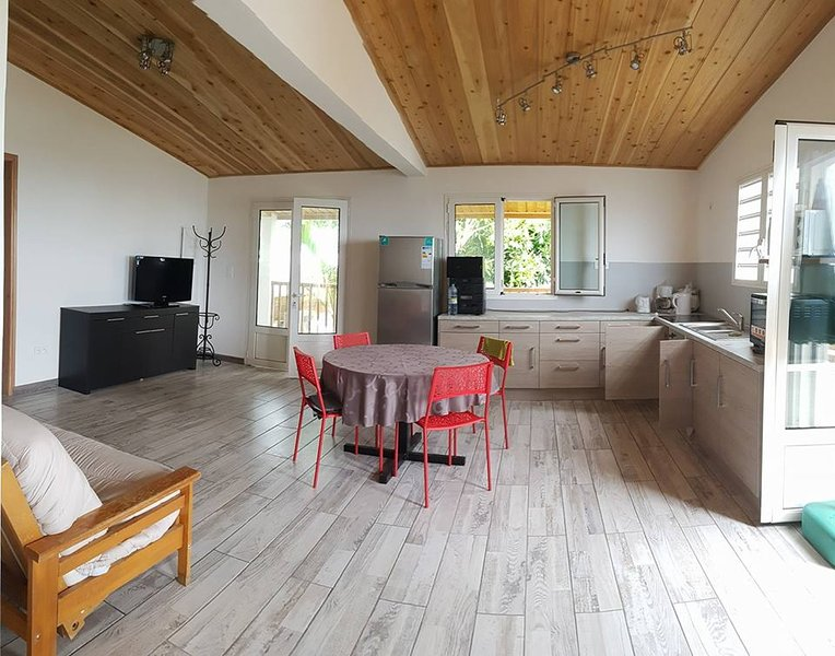 DOM LOCATION REUNION, holiday rental in Dos d'Ane