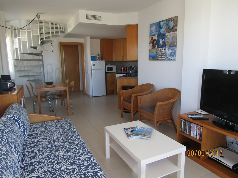 2 Bedroom Luxury Apartment, location de vacances à Port d'es Torrent
