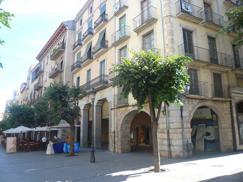 El apartamento de la Rambla – semesterbostad i Quart