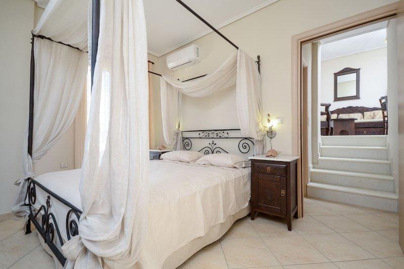 MIKRI VIGLA - ORKOS SUNSET (NEPHELI SKY  APARTMENT) A.M.A. 212795, aluguéis de temporada em Naxos