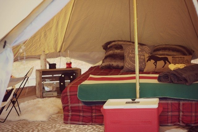 East Coast Glamping a Kluskap Ridge
