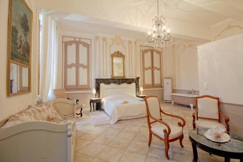 Chambre d'Hôtes, proche de Lourdes et des Grands sites des Pyrénées, holiday rental in Chelle Debat
