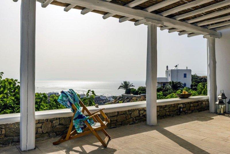 Villa Titania by The Pearls Collection, casa vacanza a Tourlos