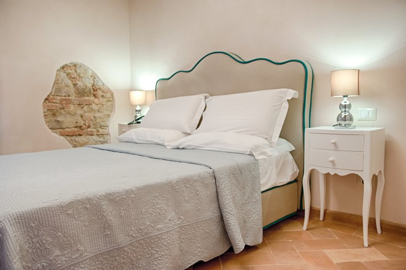 Antica Quercia Villa & Spa Opale Double Room, holiday rental in Chianciano Terme