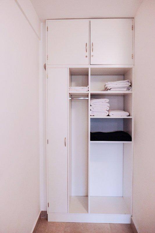 saving cabinet