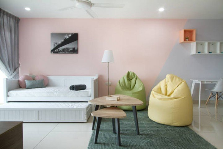 Royale Homestay Citadel Apartment at KSL City, Ferienwohnung in Batu Pahat District