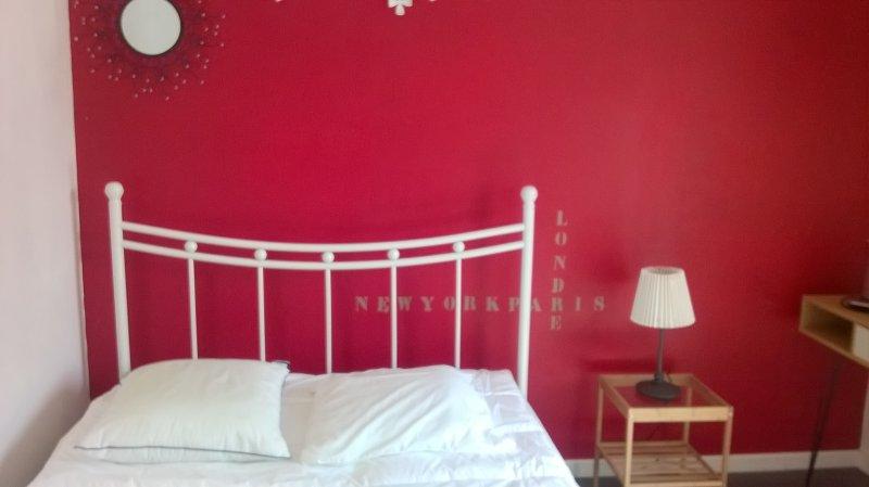 chambre l'étoile de la mer, holiday rental in Port-Louis