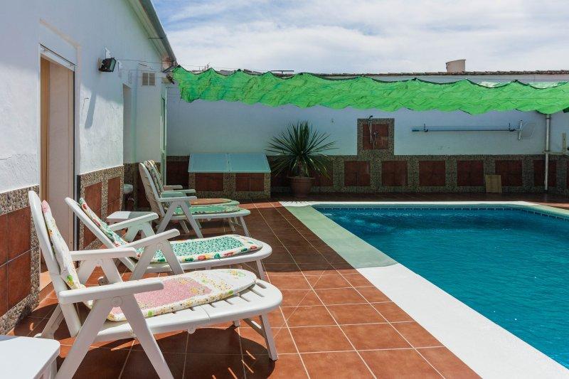 El Patio, holiday rental in Estepa