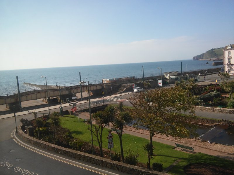 Stunning Views in Great Beach Town, vacation rental in Dawlish