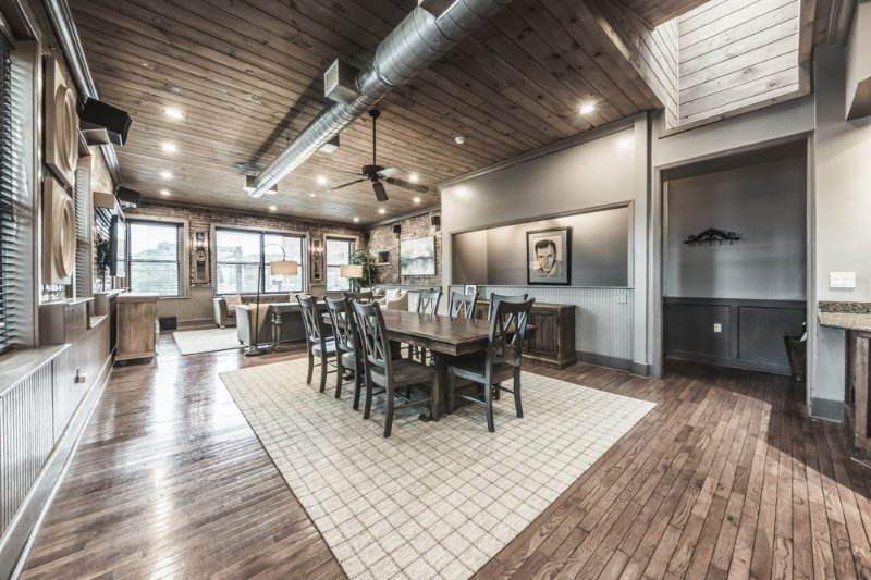 Cook Loft, vacation rental in Knoxville