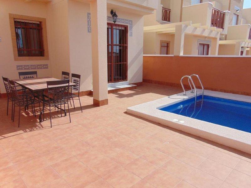 Duplex 6 Mar De Plata, vacation rental in Mazarron