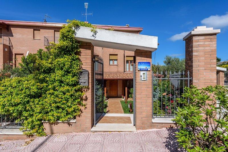 Villa Moreschi, holiday rental in Province of Foggia