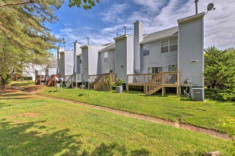 Réservez cette belle maison pour l'escapade ultime Williamsburg!