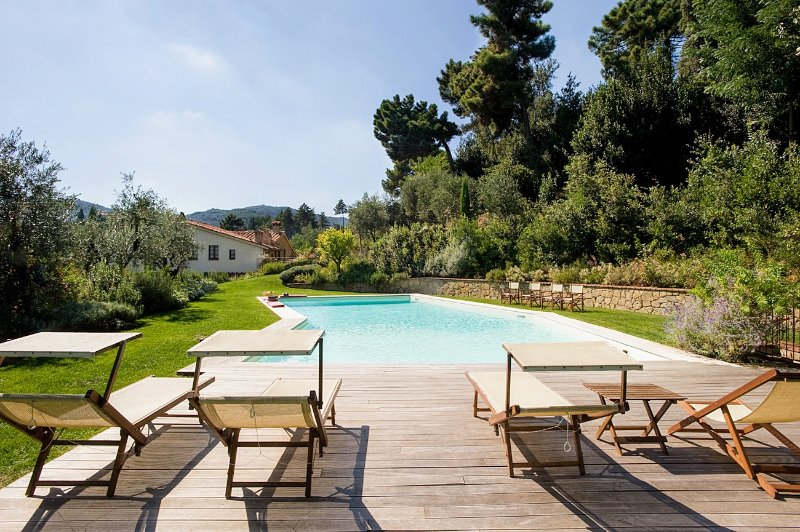 Villa Toscana, holiday rental in Serravalle Pistoiese