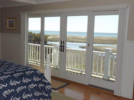 View from 1st Floor Master Bedroom