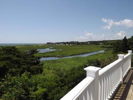 View from 1st Floor Master Bedroom Private Deck