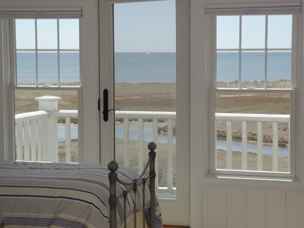 View from 2nd Floor Twin Master Bedroom