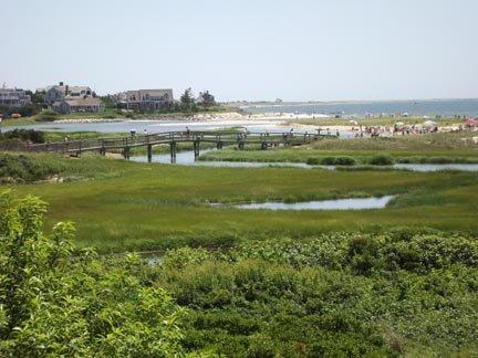 View of Ridgevale Beach