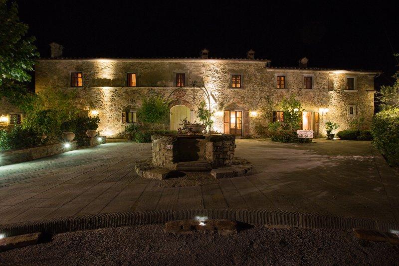 RELAIS BORGO SAN PIETRO, holiday rental in San Pietro a Cegliolo