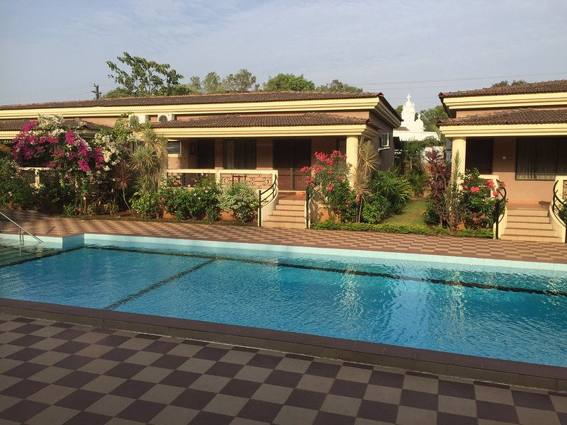 Spacious Villas with Greenery and Swimming pool
