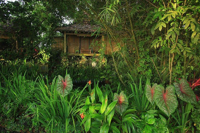 Rumah Gladak front view