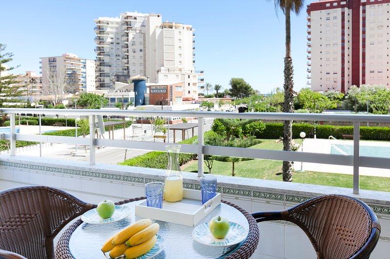 Olimpia de Playa Gandia, holiday rental in Grau de Gandia
