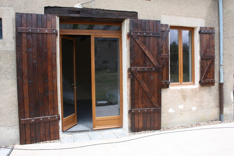 Very comfortable holiday home in Burgundy, also suitable for disabled guests, holiday rental in Beaulon