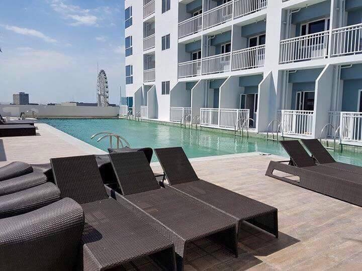LnL Suites Condo at Breeze Residences, vacation rental in Pasay