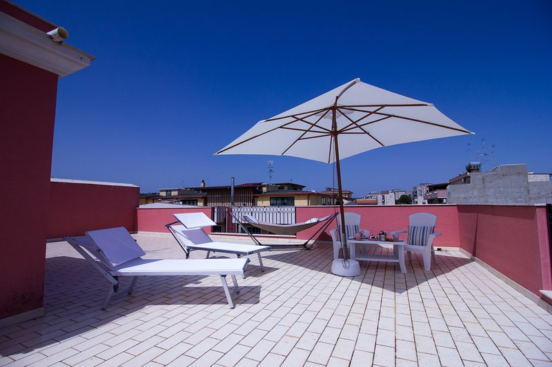 Residence Mare Blu, holiday rental in Pozzallo