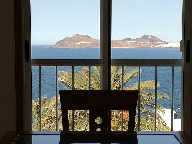 New Mirador de Mar, holiday rental in Banaderos