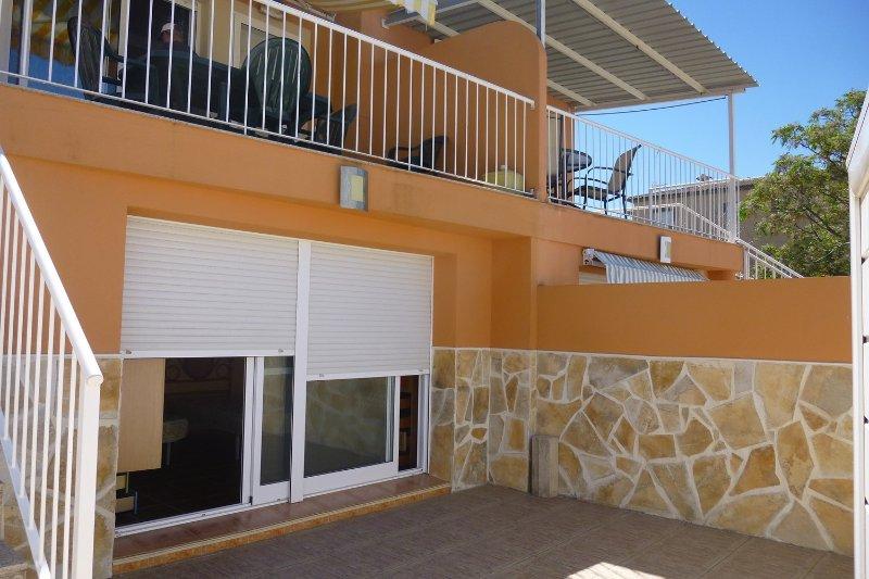 RF37 Bungalow en Kiko a 90m de la playa 6/8 personas, holiday rental in Piles