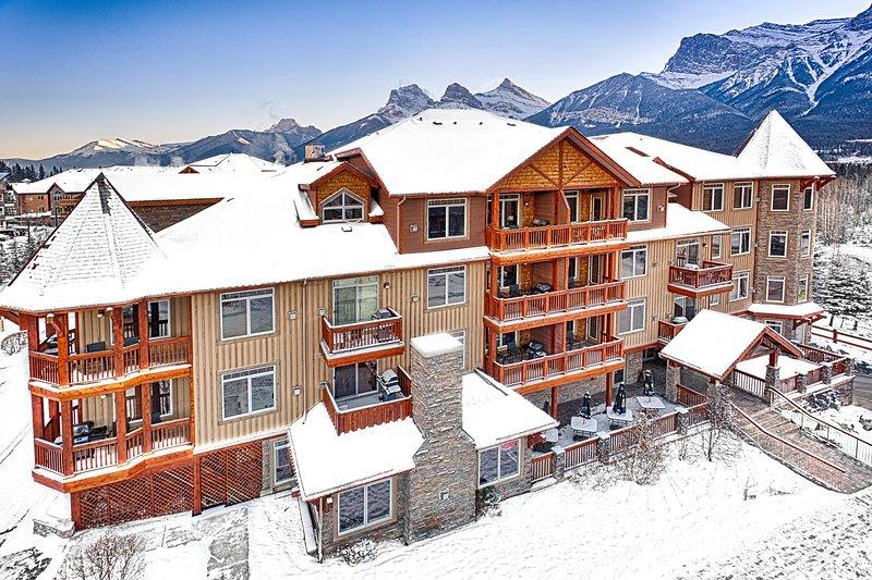 Välkommen till ditt hem hemifrån i bergen!